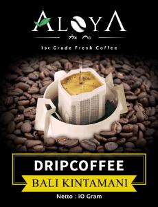 Bali Kintamani Drip Coffee